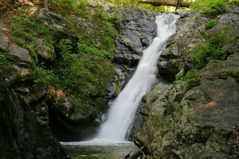 Lower Cedar Run Falls