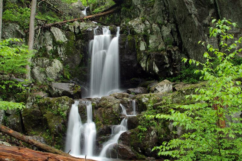 Upper Doyles River Falls