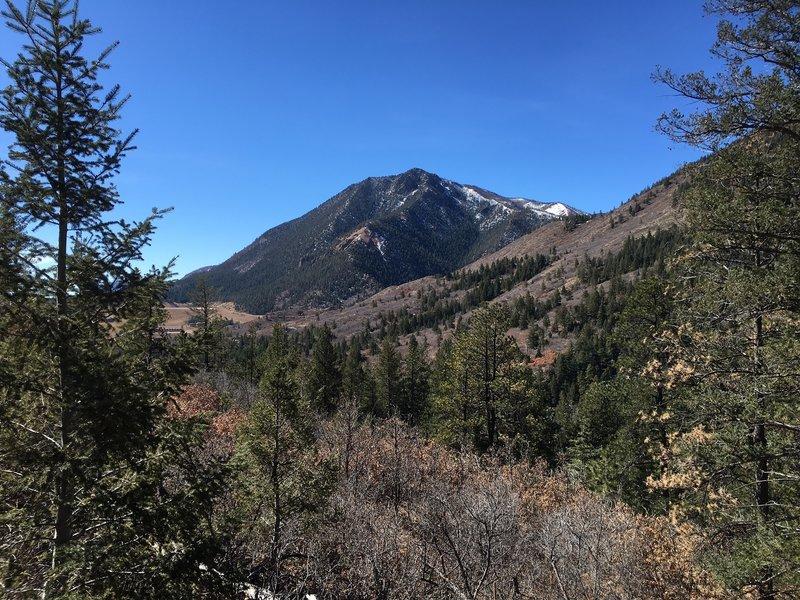 Blodgett Peak.