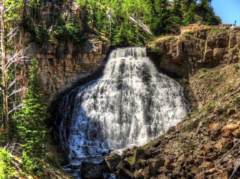 Rustic Falls. with permission from Juan234