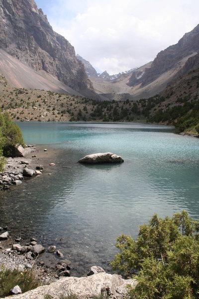 Big lake in Aloadin.