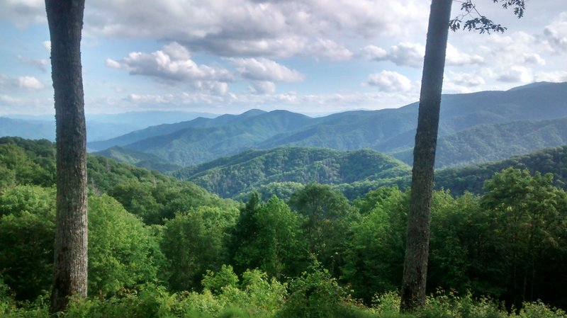 Smoky Mountain National Park, NC.