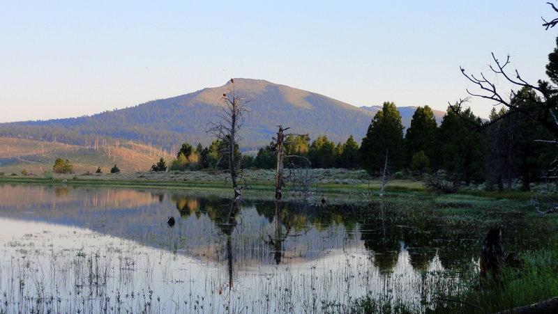 Vee Lake.