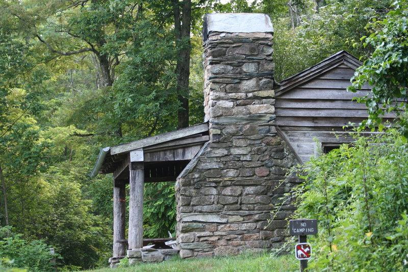 The Pocosin Cabin, contact the Potomac Appalachian Trail Club for rental info.