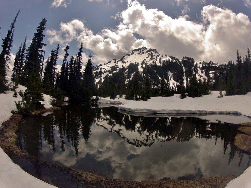 Pond of the False Prophet