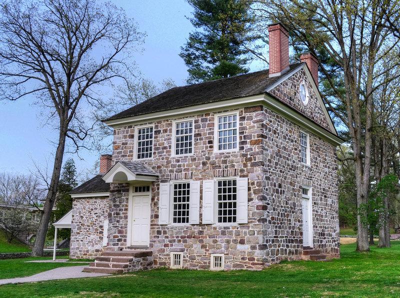 Washington's Headquarters.