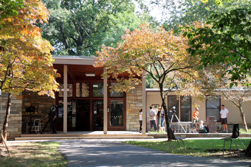 Rock Creek Park Nature Center.
