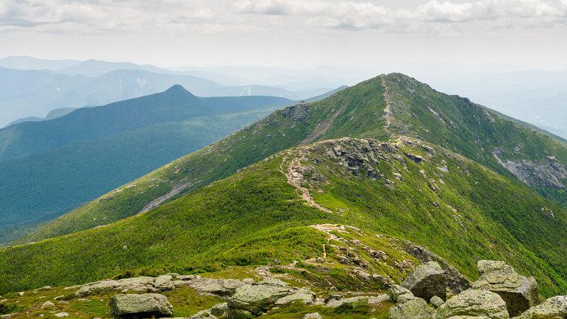 Franconia Ridge Trail.