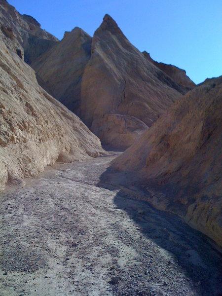 Moving along Desolation Canyon.