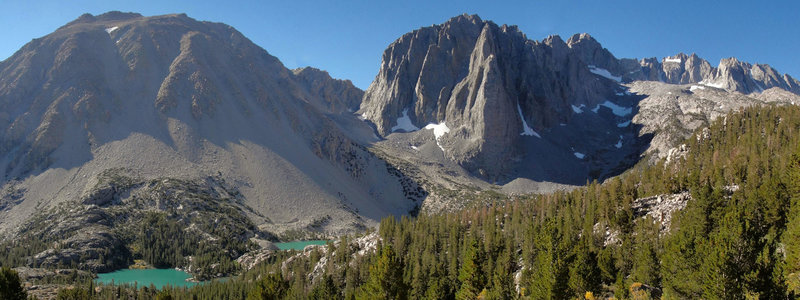 Mount Alice and Temple Crag.