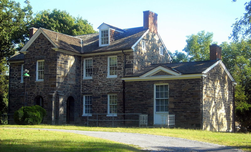 Pierce-Klingle Mansion.