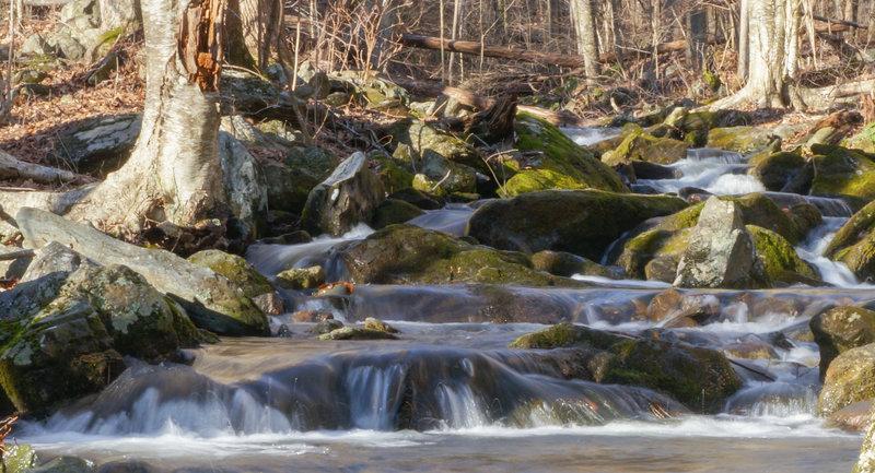 South river cascades.