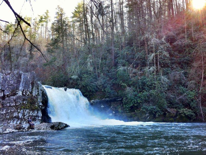 Abrams Falls.