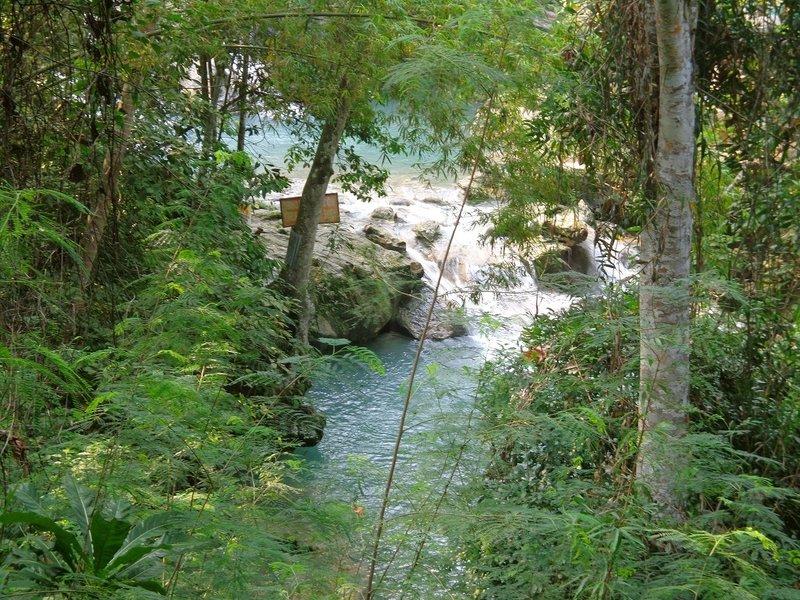 Hagimit Waterfalls of TP50!