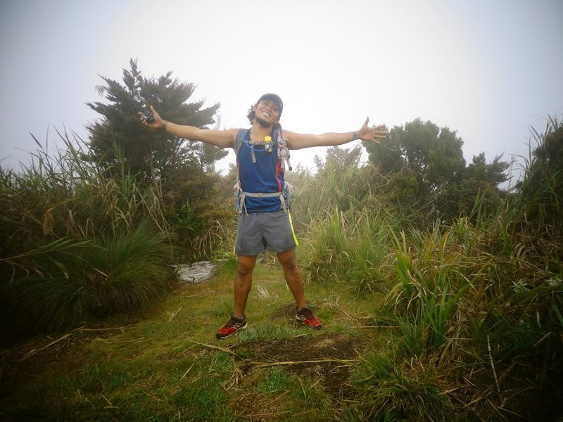 At Mt. Kalatungan Peak! ;)