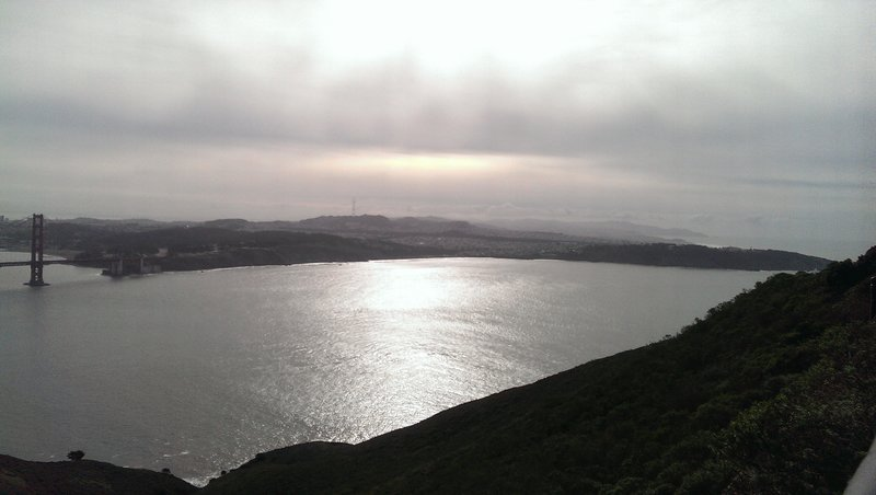 Views from the Coastal Trail.