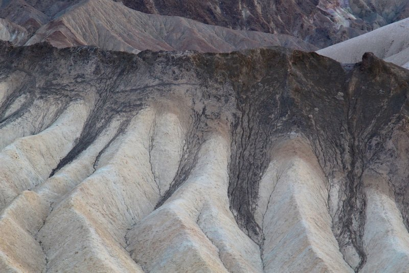 The geology of Death Valley is as interesting as it is bizarre.
