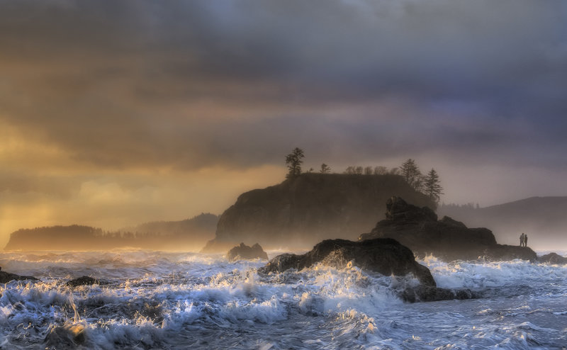 Ruby Beach north.
