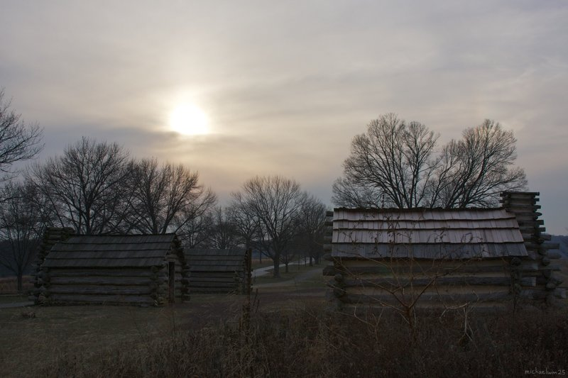 Valley Forge Encampments.