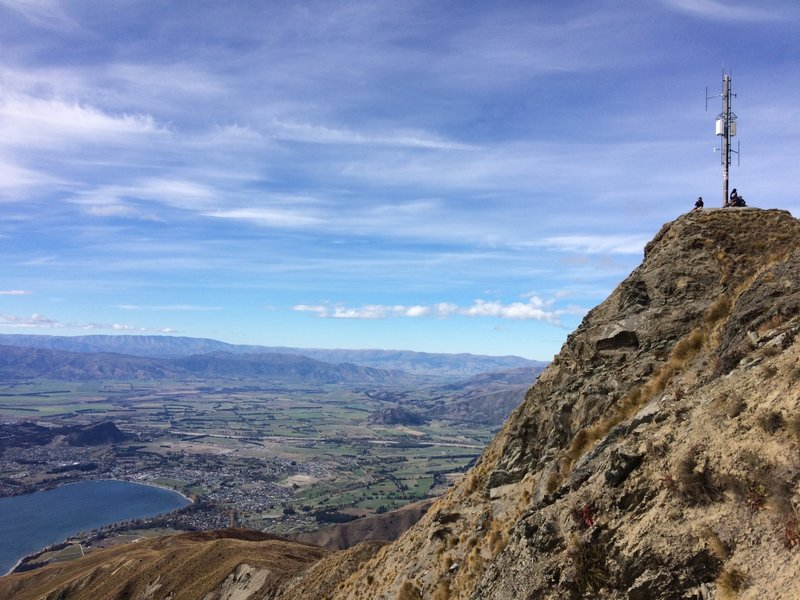 Roy's Peak's Antenna