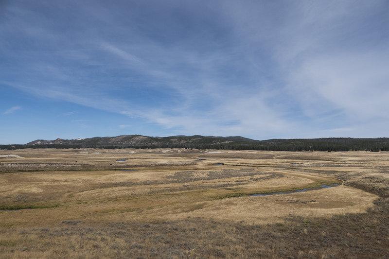View of Pelican Creek