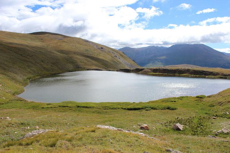Square Top Lake.