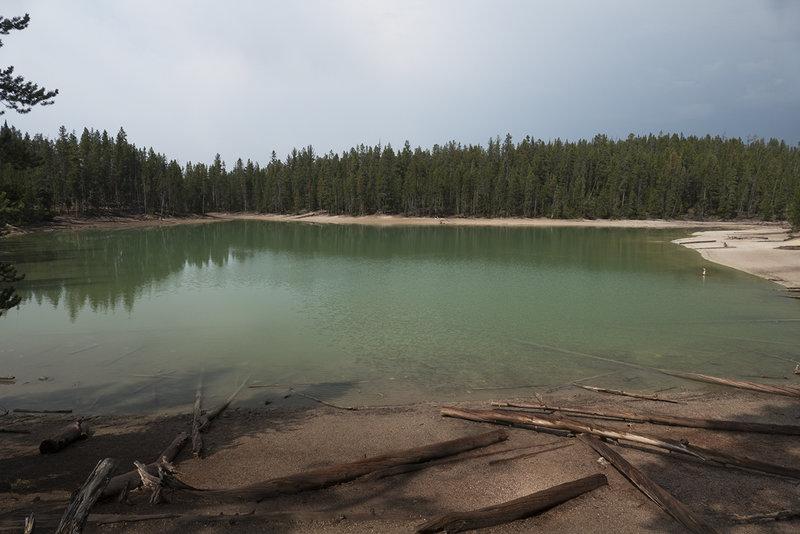 Clear Lake.