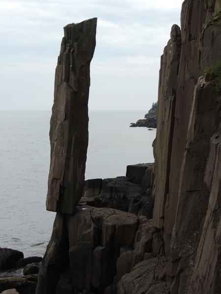 Balancing Rock.