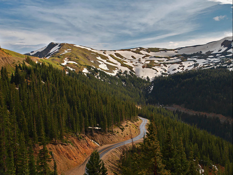Loveland Pass. with permission from algill