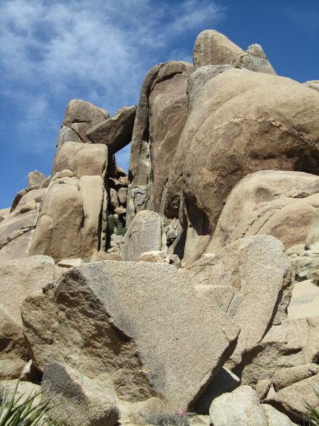 Rocks, upon Rocks upon Boulderrs