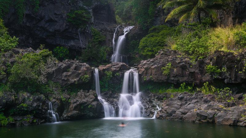 Seven Sacred Pools