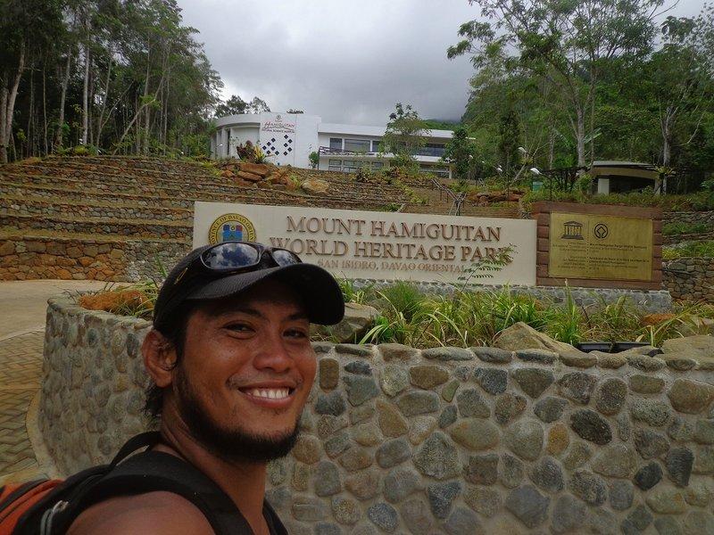 UNESCO World Heritage Site, or Mt. Hamiguitan Eco-Park.