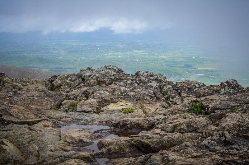 Stoney Man Mountain.