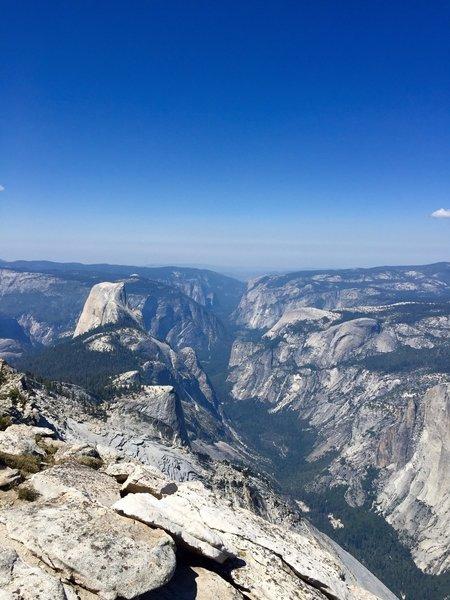 Cloud's Rest, Yosemite.