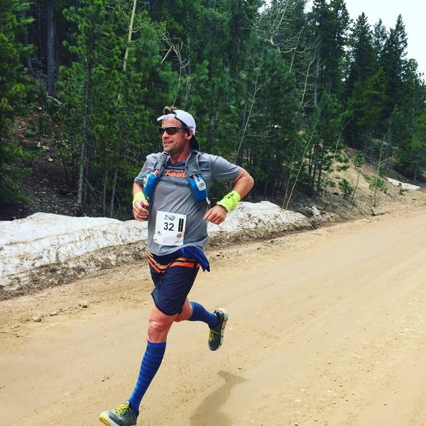 2015 Colorado Running Hall of Fame inductee, Brian Metzler, adds the Boulder Mountain Marathon to his tick list.