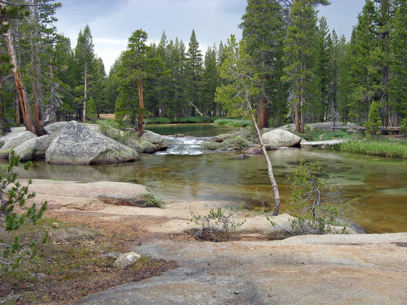 More views along the Tuolumne River.