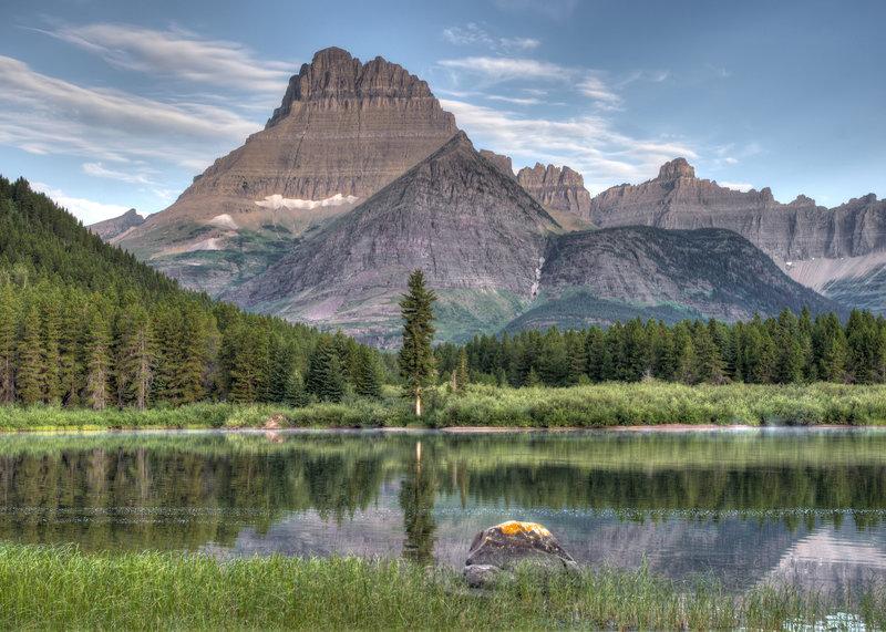 Glacier National Park, Montana, USA with permission from danhester