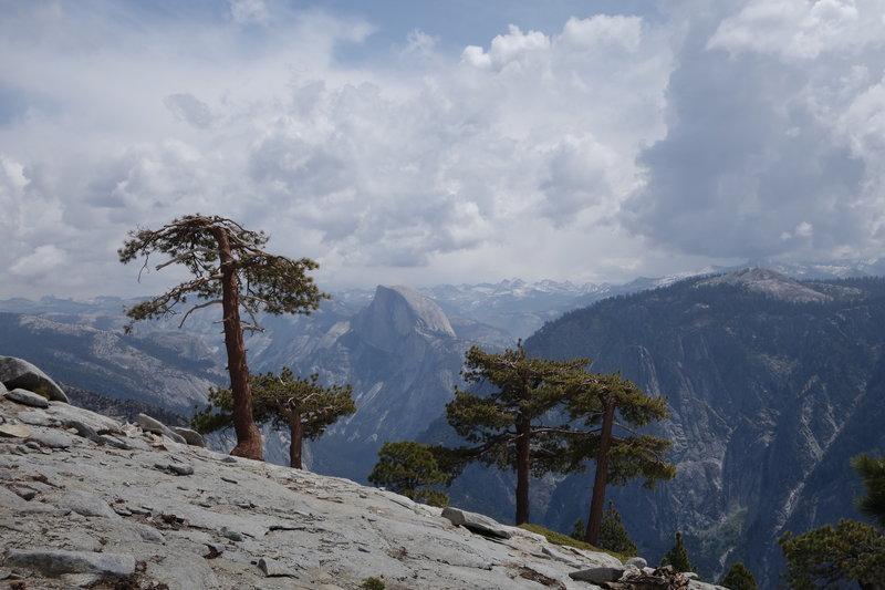 On top of El Capitan, Yosemite National Park.