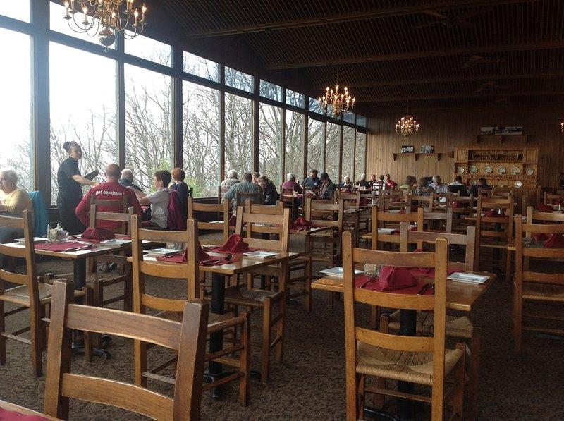Dining Room - Skyland Lodge.