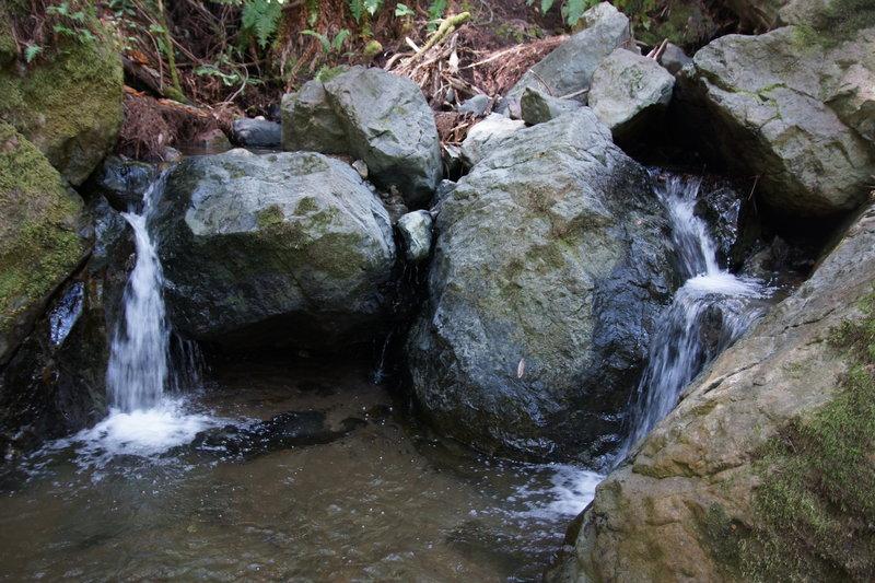 Bootjack Creek