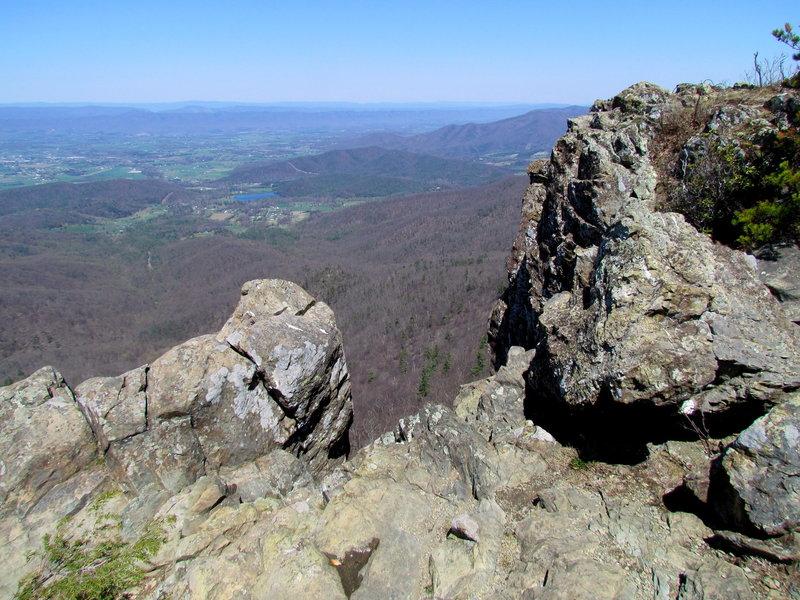 Stony Man Mountain.