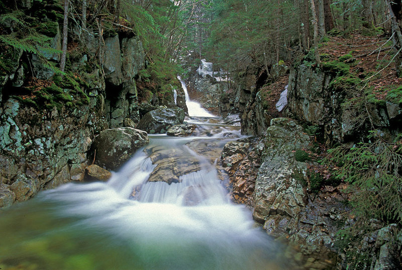 Beecher cascade. with permission from Dean Goss All Rights Reserved