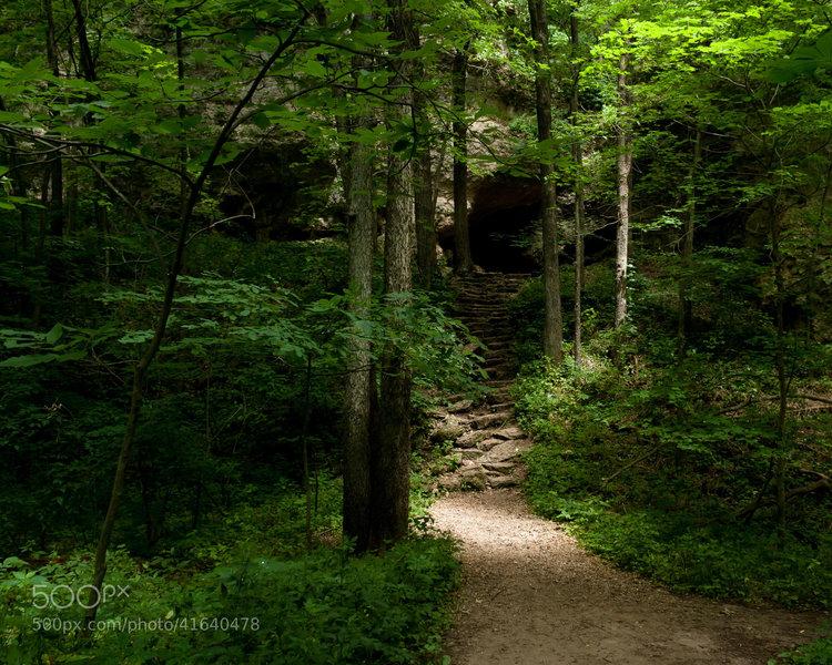 East Lake Trail.