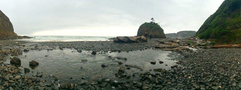Short Beach.