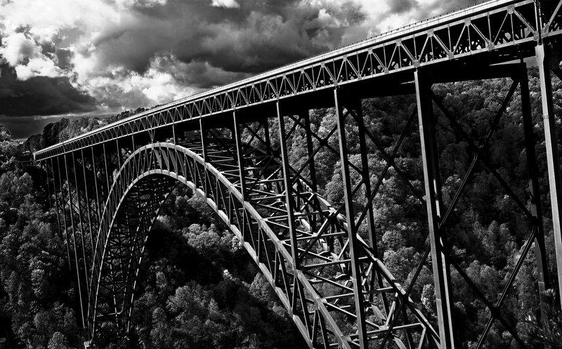 New River Bridge.