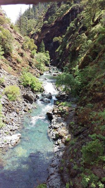 Silver Creek.