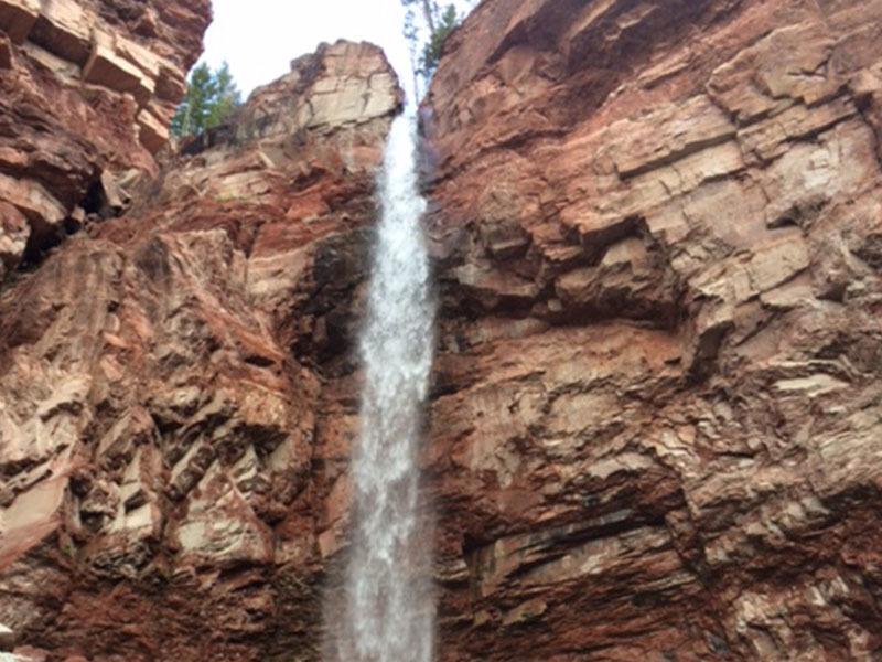 Cornet Falls