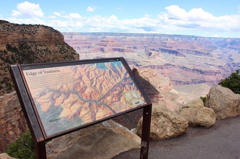Rim Trail, Grand Canyon.