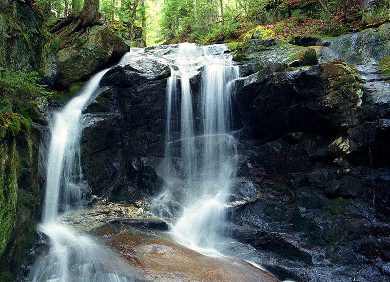Erebus Falls with permission from Dean Goss All Rights Reserved