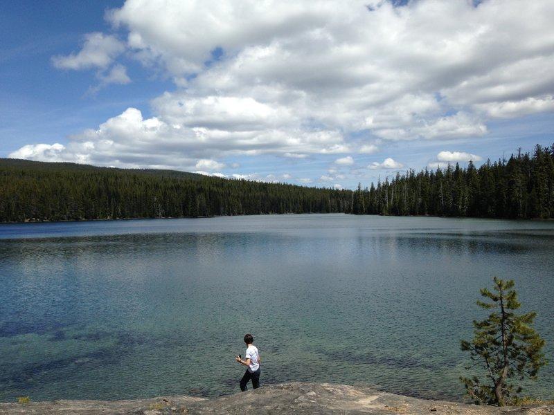 Bobby Lake.